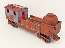 O SCALE LIONEL FLAT CAR WORK CAR GONDOLA CANISTER CUSTOM LOAD PARTS GIFT