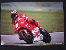 Photo Marlboro Yamaha YZR-M1 2002 #7 Carlos Checa (ESP) Dutch TT Assen #1