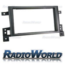 Suzuki Grand Vitara 2005 to 2017 Fascia Facia Panel Adapter Double Din Frame