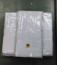LOT 12 PCS of pure white 100%cotton handkerchief 40*40cm only $1.58/piece SALES