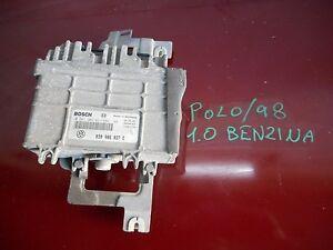 CENTRALINA INIEZIONE VW POLO 1.0 BENZINA ANNO '98 COD 026120393