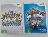 Skylanders Swap Force And Trap Team Games Only Nintendo Wii