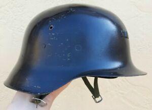 Spanish Army Military Model Z Steel Helmet