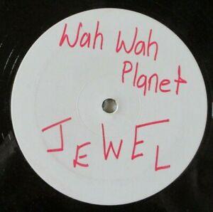 "WAH WAH PLANET ~ Jewel ~ 12"" Single PROMO"
