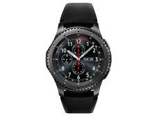Samsung Gear S3 Frontier R765 Verizon 46mm Smartwatch With Dark Gray Sport Band