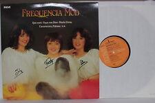 Frequencia Mod - S/T - LP 1981 D - RCA PL 28444 - Signiert!