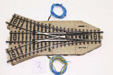 Märklin 5214 H0 M-Gleis elektromagnetische Weiche Dreiwegweiche