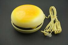 New Cute Juno Hamburger Cheeseburger Burger Home Desktop Corded Phone Telephone