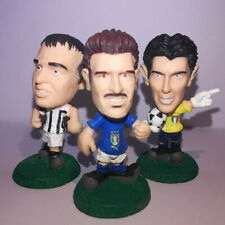 3psc/Set Football Star Mini 5cm Loose Ver. Decoration Figure Soccer Scenes Doll