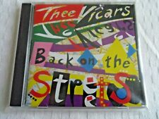 CD   THEE  VICARS   BACK ON THE STREETS