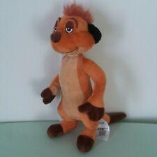 """Disney The Lion King TIMON 12"""" PLUSH Stuffed Animal Toy"""