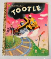 Little Golden Book TOOTLE by Gertrude Crampton 1996 Printing/Edition