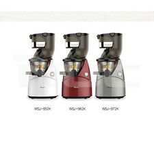 [NUC] Kuvings Whole Slow Juicer WSJ-972K Natural & Premium (Dark Silver)