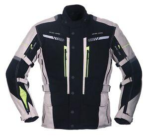Modeka Winslow 3in1 Men's Motorcycle Jacket Waterproof Lining Top Ventilation