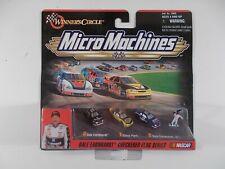 Winner's Circle Micro Machines NASCAR Dale Earnhardt Checked Flag Series