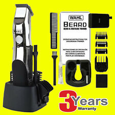Wahl senza filo ricaricabile CORPO CAPELLI BARBA COLLO Clipper Trimmer 9916-1117