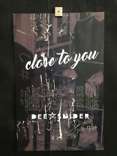 Dee Snider Autographed Signed Close To You Limited Ed Poster Twisted Sister