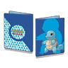 Squirtle Pokemon Ultra Pro A4 Album Folder 9 Pocket Portfolio Holds 180 Cards