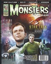 FAMOUS MONSTERS #286: STAR TREK BEYOND Conjuring 2 GHOSTBUSTERS Avatar THE OMEN