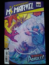 Magnificent Ms. Marvel #13 2nd Print🔥Marvel 2020🔥