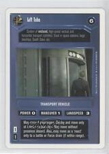 1995 Star Wars Customizable Card Game: Premiere #NoN Lift Tube (Dark) Gaming 0a1