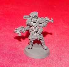 Warhammer 40k Imperial Guard Astra Militarum Vostroyan Officer With Chainsword