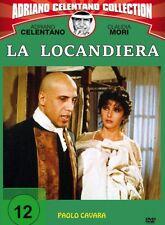 LA LOCANDIERA - DVD 1980 CELENTANO - PAOLO VILLAGGIO - CLAUDIA MORI  NUOVO <<<