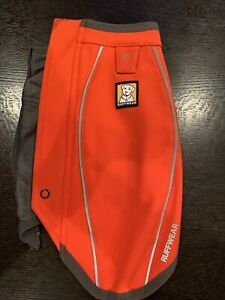 RUFFWEAR CLOUD CHASER DOG JACKET – Size XXS; Color Orange