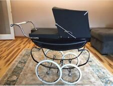 Silver Cross Doll Pram - Navy