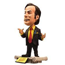 "Breaking Bad Red Tie Saul Goodman Suit 6"" Bobble Head Bobblehead MEZCO SDCC 2014"