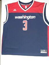 NBA Washington Wizards Adidas Bradley Beal Player Swingman jersey XXL 2X