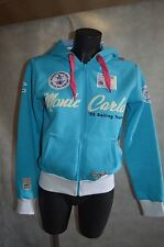 VESTE CAPUCHE GEOGRAPHICAL NORWAY MONTE CARLO 40/L GIACCA/CHAQUETA/JACKET NEUF