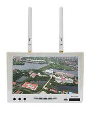 Boscam 5.8Ghz FPV 40CH DOPPIO DIVERSITÀ HD SCHERMO LCD 17.8CM Monitor rx-lcd5802
