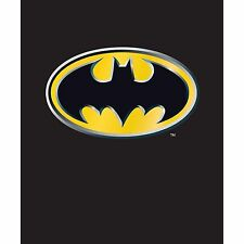"Batman ""Emblem"" Royal Plush Queen Size Blanket 79x95 Inches"
