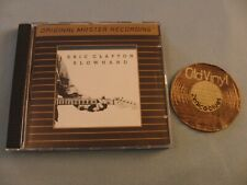 MFSL CD ERIC CLAPTON Slowhand 24KT Gold USA | NM