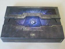 ✪ Starcraft II Heart Of The Swarm Collectors Edition PC Big Box 2 ✪