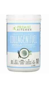 Collagen Fuel Vanilla Coconut 13.1 Oz by Primal Kitchen, EXP 11/2022