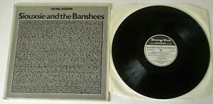 """Siouxsie And The Banshees - The Peel Sessions UK 1987 Strange Fruit 12"""" Single"""