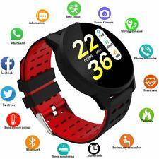 Sport Smart Watch Men Women Blood Pressure Waterproof Activity Fitness Tracker