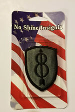 US ARMY ACU 8TH INFANTRY DIVISION PATHFINDERS PATCH - MADE IN THE USA!!