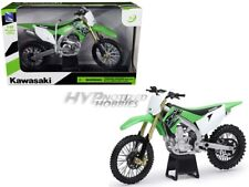 NEW RAY 1:12 2019 KAWASAKI KX 450F GREEN 58103
