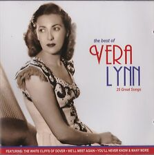 Vera Lynn - Best of (25 Great Songs [Music Digital], 2003)