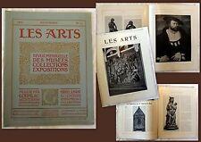 LES ARTS - Revue mensuelle des Musées - 1902  n°10 - Goupil & Cie, Manzi, Joyant