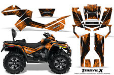CAN-AM OUTLANDER MAX 500 650 800R GRAPHICS KIT CREATORX DECALS STICKERS TXBO