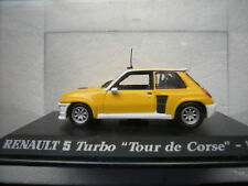 "1/43 RENAULT 5 Turbo "" Tour de Corse"" 1983"