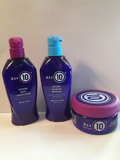 ITS IT'S A 10 MIRACLE SHAMPOO, CONDITIONER & MASK TRIO SET