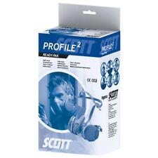 SCOTT Profile 2 - ABEK1P3R Ready Pak - Mask - 053020 Filters