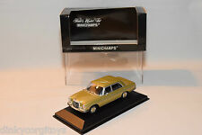 . MINICHAMPS MERCEDES BENZ 300 SEL 6.3 1968-72 GOLD MET. MINT BOXED RARE SELTEN