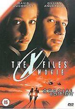 The X Files Movie DVD (2000) David Duchovny NEW REGION 2 FREE UK POST