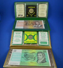 Australian $1 and $2 - THE FIRST COINS AND LAST NOTES -